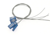 Pull tight cable security truck locks for transport C-109 1.0